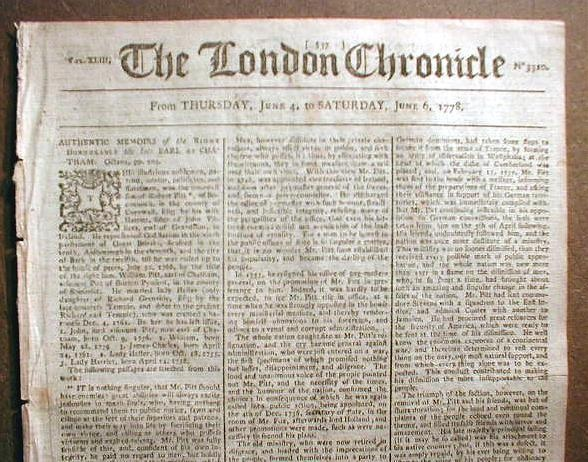 Secondary resources cbhs year 5 history for Revolutionary war newspaper template
